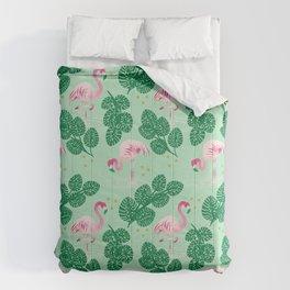 Flamingo Friends Comforters