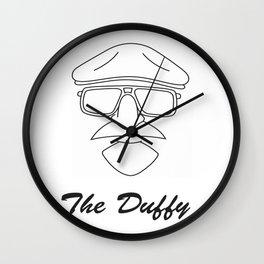 The Duffy Wall Clock