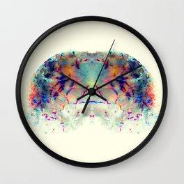Opalescence I Wall Clock