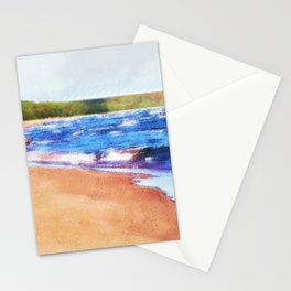 Colors of Water Stationery Cards
