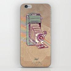 Bellows iPhone & iPod Skin