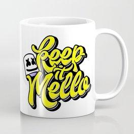Keep it Mello Yellow Coffee Mug