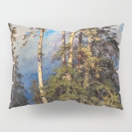 'The Word for World is Forest' by Ivan Shishkin Pillow Sham