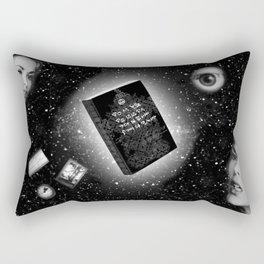 To Serve Man Rectangular Pillow