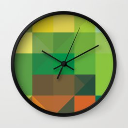 Minimal/Maximal 4 Wall Clock