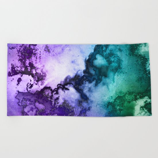 γ Tarazet Beach Towel