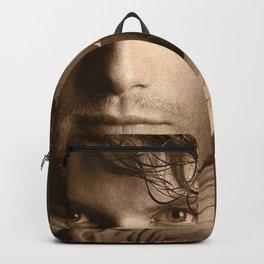 Jamie Fraser Outlander Backpack