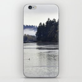 The Devine Absence iPhone Skin