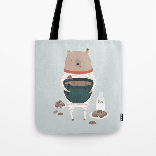Maxwell's Midnight Snack Tote Bag