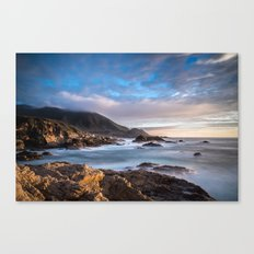 California Coast 3 Canvas Print