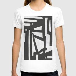Black Expressionism XV T-shirt