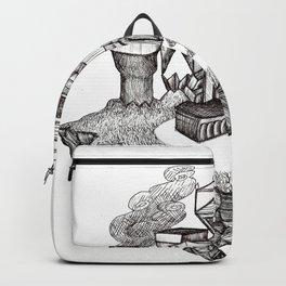 Inky Island Backpack