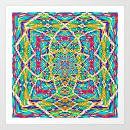 PATTERN-423 Art Print