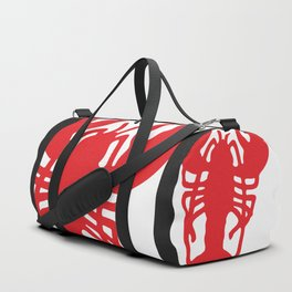 Red Lobster Duffle Bag