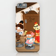 the shepherdess and the chimney sweep Slim Case iPhone 6s