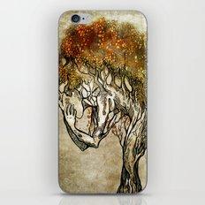 Crying Dryad iPhone & iPod Skin