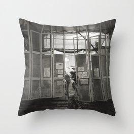 Hong Kong #32 Throw Pillow