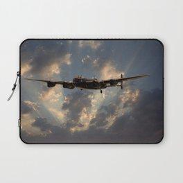 Lancaster- Into the Night Laptop Sleeve