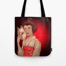 Tamamo no Mae Tote Bag