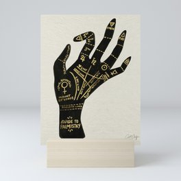 Palmistry Mini Art Print