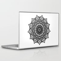 mandela Laptop & iPad Skins featuring Mandela by Joelle Poulos