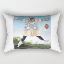 Defying Gravity Rectangular Pillow