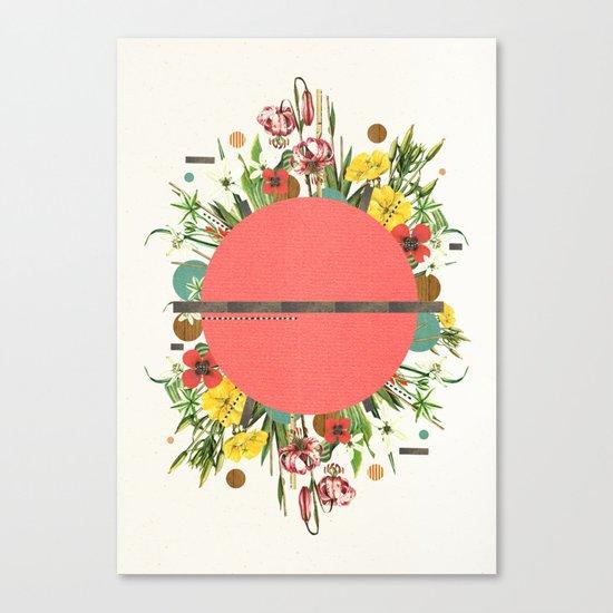 Organic Beauty_1 Canvas Print
