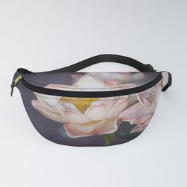Lovely Water Lily II Fanny Pack