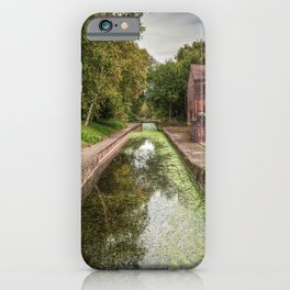 Shropshire Canal iPhone Case
