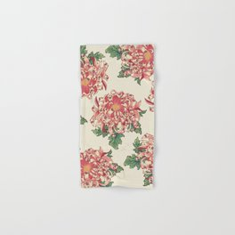 The Chrysanthemum of Pugs Hand & Bath Towel