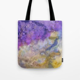 The Ink Constellation Tote Bag