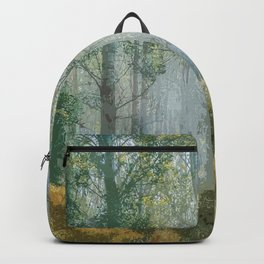Deep Within the Forest Trees Backpack