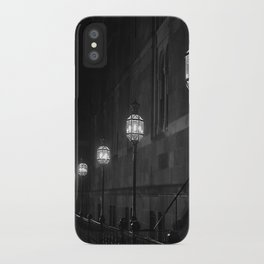 Late Night Lights iPhone Case