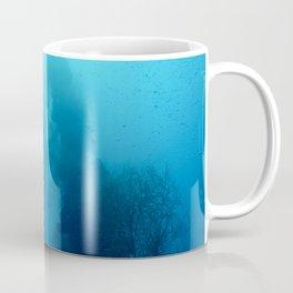 Rising masts of the Iro Maru Coffee Mug