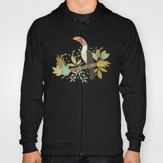 Forest Toucan  Hoody