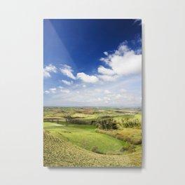 Dorset countryside Metal Print