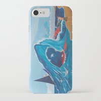 carnage iPhone & iPod Cases featuring Simulating   a carnage by Lázaro Hurtado Art