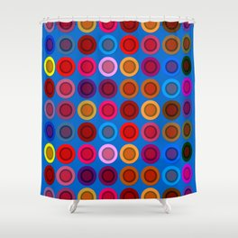 IC #1 Shower Curtain