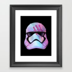 Finn's Choice Framed Art Print