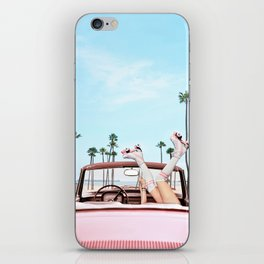 Long Beach iPhone Skin
