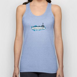 Chincoteague Island - Virgina. Unisex Tank Top