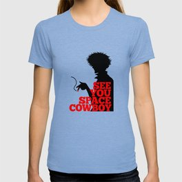 Cowboy Bebop Logo T-shirt