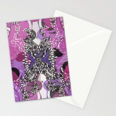 Rosen leafs  Stationery Cards