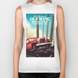 Olympic National Park, Washington USA Biker Tank