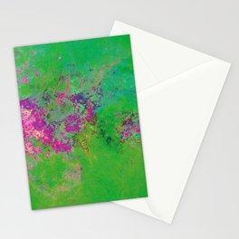 4G-Nebular Acid Stationery Cards