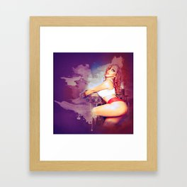 Bootylicious - Artwork II Framed Art Print