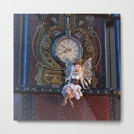 Keeper of Time Metal Print