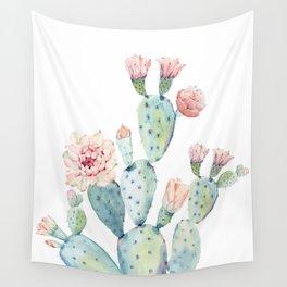 Cactus 2  White #society6 #buyart Wall Tapestry