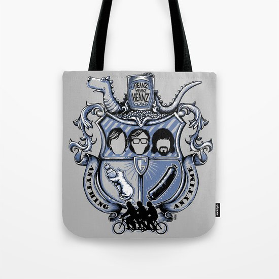 Anything Anytime Tote Bag