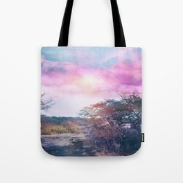 Magical sky Tote Bag